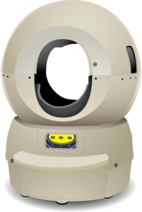 Litter-Robot II - Bubble